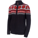 Mens Motion Knitted Cardigan