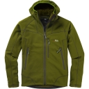 Mens Logan Fleece Jacket