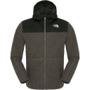 Mens Rugged Zermatt Full Zip Hoodie