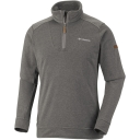 Mens Harder Edge Half Zip Fleece