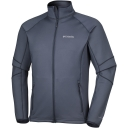 Mens Passo Alto Full Zip Fleece