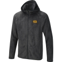 Mens Bear Core Fluffy Fleece Jacket