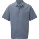 Mens Desert Pucker Short Sleeve Shirt