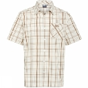 Mens Humbolt Short Sleeved Check Shirt
