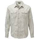 Mens Cool Mesh Baja Long Sleeve Shirt