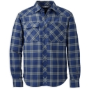 Mens Feedback Flannel Shirt