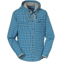 Mens Capilano Hooded Shirt