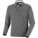 Mens Sun Ridge II Long Sleeve Polo