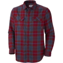 Mens Flare Gun Flannel III Long Sleeve Shirt