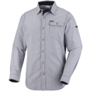 Mens Arbor Pass Oxford Long Sleeve Shirt