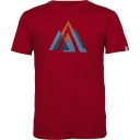 Mens Arc Mountain Short Sleeve T-Shirt