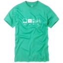 Mens Off Off On T-Shirt