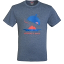 Mens Short Sleeve Adventure Is Served Tee