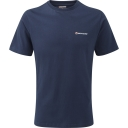 Mens Further. Faster. Tee