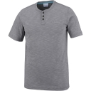 Mens Lookout Point Short Sleeve Henley