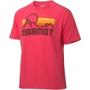 Mens Marmot Coastal Tee Short Sleeve