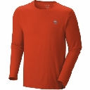 Mens Logo Long Sleeve Tee