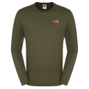 Mens Long Sleeve Easy Tee