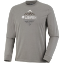 Mens To The Top Long Sleeve Tee