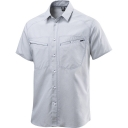 Mens Saba III Short Sleeve Oxford Shirt