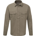 Mens Kiwi Long Sleeve Shirt
