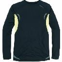 Mens Vizion Long Sleeve Crew