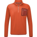 Mens Tsepun Quarter Zip Top