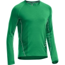 Mens Sonic Long Sleeve Crewe