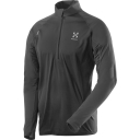 Mens L.I.M Long Sleeve Zip Tee