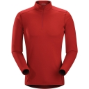 Mens Phase SV Long Sleeve Zip Neck