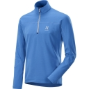 Mens Actives Warm II Zip Top