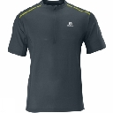 Mens Trail Zip Tee