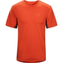 Mens Ether Short Sleeve Crew