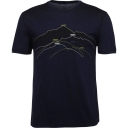 Mens Tech Light Short Sleeve Crewe - Seven Summits