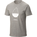 Mens Floating MTN Short Sleeve T