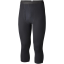 Mens Midweight 3/4 Tights With Fly