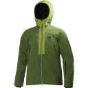 Mens Mission Stoke Shell Jacket