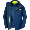 Mens Thermoball Snow Triclimate Jacket