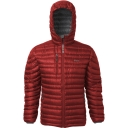 Mens Baruntse Hooded Down Jacket