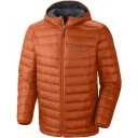 Mens Platinum 860 Turbodown Hooded Down Jacket