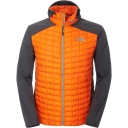 Mens Thermoball Micro Hybrid Hoodie
