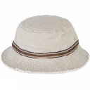 Mens Bucket Stripe Hat
