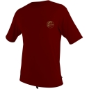 Mens Skins Short Sleeve Surf Tee