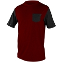Mens Skins Pocket Surf Tee