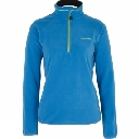 Womens Mission Half Zip Fleece