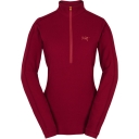Womens Delta LT Zip Fleece