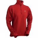 Womens Span Q Fleece Top