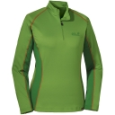 Womens Dynamic Half Zip Top