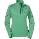 Womens Free Me Half Zip Top
