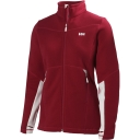 Womens Verglas Knitted Fleece Jacket